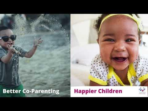 Embedded thumbnail for New young parents co-parenting course